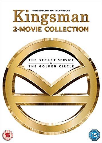 Kingsman - 2-movie Collection [Region 2]