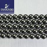 スワロフスキー スワロフスキー5810 クリスタル Black 5mm 30個入