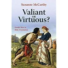 Valiant or Virtuous?: Gender Bias in Bible Translation