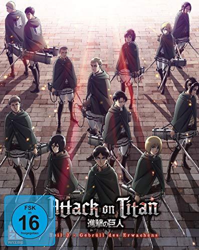 Attack on Titan - Anime Movie Teil 3: Gebruell des...