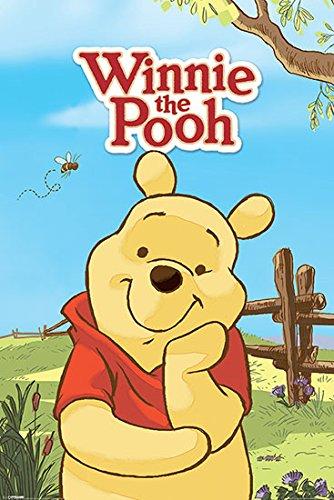 [해외]포스터 푸우 FF-5191/Posters Winnie The Pooh FF-5191