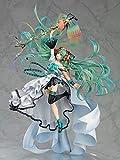 キャラクター・ボーカル・シリーズ01 初音ミク 初音ミク Memorial Dress Ver. 1/7スケール ABS&PVC製 塗装済み完成品フィギュア 画像