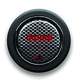 MOMO(モモ) ホーンボタン CARBON RED HB-07