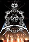 U-KISS JAPAN BEST LIVE TOUR 2016~5th Anniversary Special~(スマプラ対応) [DVD] -
