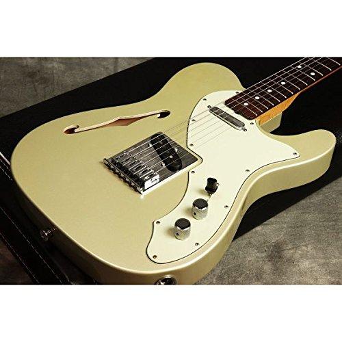 Fender USA / Fender 60s TL Thinline NOS Chrome Silver 2013 NAMM Yuriy Shishkov