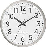 CITIZEN (シチズン) 電波掛け時計 スペイシーM463 8MY463-019