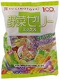 杉本屋製菓  野菜ゼリーミックス 22g×21個×1袋