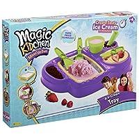 Little Kids Magic Kidchen Ice Cream Tray (Includes7 Piece) Purple [並行輸入品]