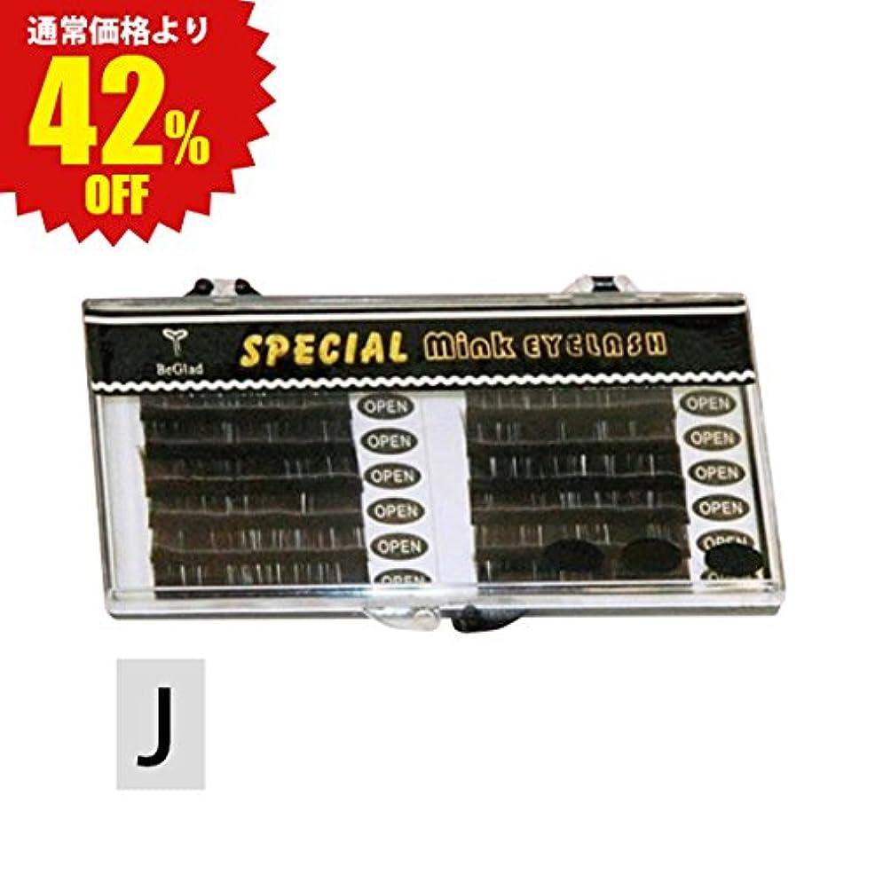 胴体刻む合計まつげエクステ スペシャルミンク(12列) マツエク (Jカール 0.15mm 14mm)