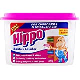 Hippo Closet Container Moisture Absorber Small Spaces, 300 g