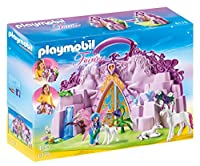 PLAYMOBIL 6179 Fairies - Transportable enchanted island