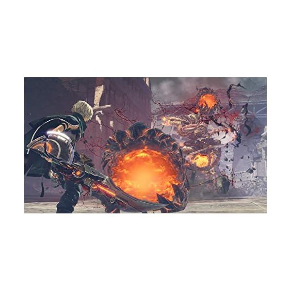 【PS4】GOD EATER 3の紹介画像7