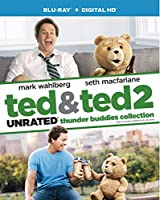 Ted & Ted 2 Thunder Buddies Collection [Blu-ray] [Import]