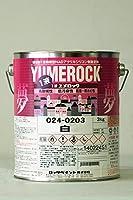 1液ユメロック 024-0203 (白) 3Kg
