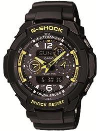 [カシオ]CASIO 腕時計 G-SHOCK ジーショック グラビティマスター 電波ソーラー GW-3500B-1AJF メンズ