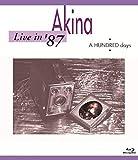 Live in '87・A HUNDRED days<5.1 v...[Blu-ray/ブルーレイ]
