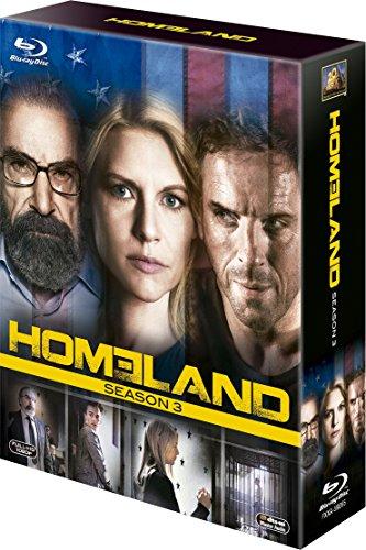 HOMELAND/ホームランド シーズン3 ブルーレイBOX [Blu-ray]の詳細を見る