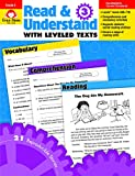 Read & Understand With Leveled Texts: Grade 3