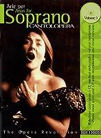Arias for Soprano (Cantolopera Collection)