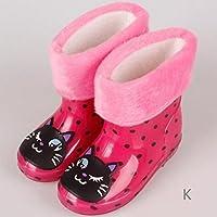 (マリア)MARIAH レインブーツ キッズカラ フルレインブーツ おしゃれ 子供用 可愛い キッズ用 子供 長靴 乳児 幼児 小学生 雨靴 キッズ ジュニア 男の子 女の子 男女兼用