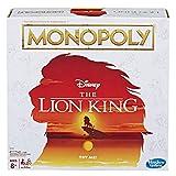 モノポリーゲーム ディズニー ライオンキングエディション ファミリーボードゲーム