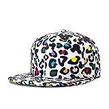 JINSEY 男女兼用 白い まばらなミッキープリント柄 ファッション 野球帽子 キャップ