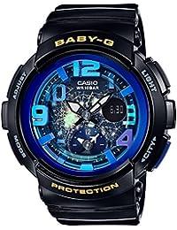[カシオ] ベビージー BEACH TRAVELER BGA-190GL-1BJF 腕時計 ブラック