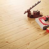 シンコール 住宅用クッションフロア Ponleum 木目 ウッド調 パイン ( 巾1.8m 長さ1m x ご注文数) 型番: E6132 03M