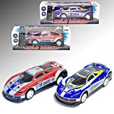 RCスーパーレーシング ワイルドレーサー ブルー&レッド 2台セット 1/14 ラジコン / 福袋 / プレゼント