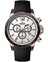 エドックス EDOX 腕時計 クロノラリー S メンズ 10229-37RCA-AIR[並行輸入品]