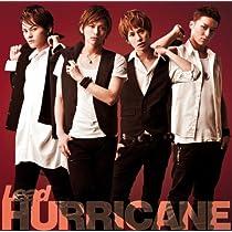 HURRICANE(初回盤A)