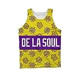 De La Soul タンクトップ デ・ラ・ソウル Daisy YELLOW L