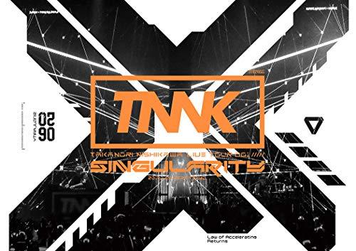 【Amazon.co.jp限定】Takanori Nishikawa 1st LIVE TOUR 「SINGularity」 (初回生産限定盤A) (オリジナルトートバッグ付) [Blu-ray]