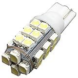 AXS 衝撃光シリーズ ストロボ&点灯 LED ポジションランプ用 110ルーメン 8000K ホワイト T-10タイプ GRX-37