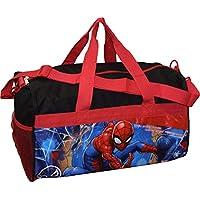 "Marvel Spiderman 18"" Carry-On Duffel Bag"