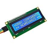 【ノーブランド 品】Arduino用 YwRobot 5V 1602 シリアルLCD モジュール