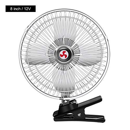 車載扇風機 卓上扇風機 強風量 180度回転 夏対応 熱中症...