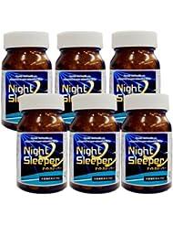 ナイトスリーパー 6個セット! nightsleeper ×6個