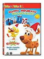 Word World: Happy Holidays Word Friends [DVD] [Import]