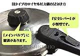 【FS2970】 フィスラー 旧ロイヤル圧力鍋専用 ゴムアロマピー 21-636-02-750  (ハンドルレバーが小判型のタイプの圧力鍋対応)