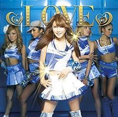 ♥♥♥LOVE♥♥♥「Crazy Love」のジャケット画像