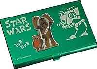 Kotobukiya Star Wars: Chewbacca & Ewok Business Card Holder [並行輸入品]