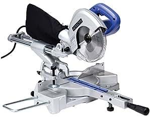 日立工機 卓上スライド丸のこ 刃径190mm 軽量11kg 左傾斜+複合切断可 AC100V 1050W チップソー付 FC7FSB