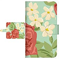 Ploom TECH プルームテック 専用 手帳型ケース フラワー 花柄 シリーズ 全面印刷 239