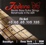 Fodera Est.1983 Brooklyn 5弦 Medium(45-125) ベース弦 【国内正規品】