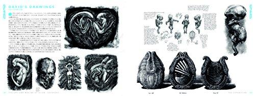 エイリアン:コヴェナント アート&メイキング