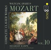 Complete Clavier Works, Vol. 10 (2009-10-13)