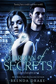 Guardian of Secrets (Library Jumpers) by [Drake, Brenda]
