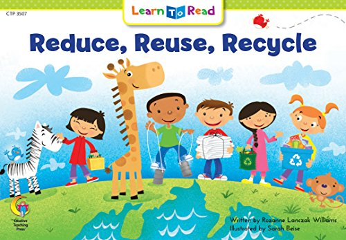 Reduce, Reuse, Recycle (Emergent Reader Science; Level 1)の詳細を見る
