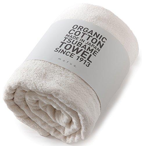 mofua ( モフア ) タオルケット オーガニックコットン 日本製 綿100% シングル アイボリー 57270108